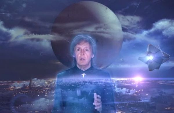 "Nowy utwór Paula McCartneya ""Hope For The Future"""