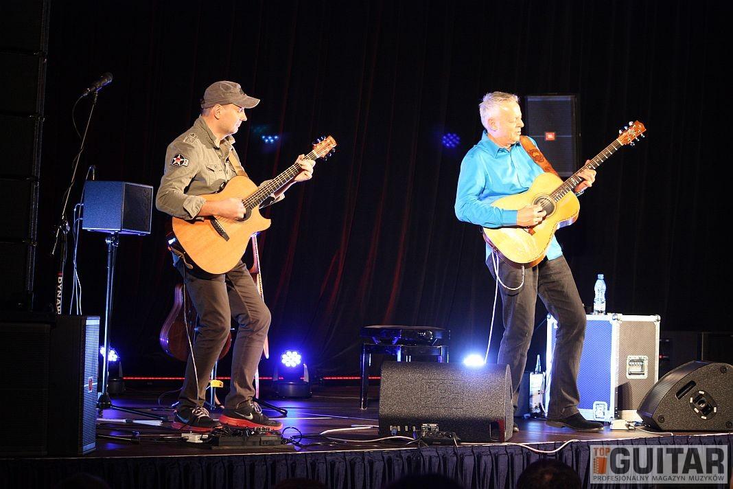 Tommy Emmanuel i Adam Palma zagrali w Gdyni