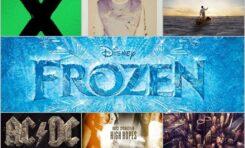 Najlepiej sprzedające się albumy 2014 roku