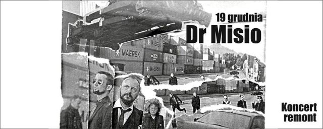Dr Misio w warszawskim Remoncie