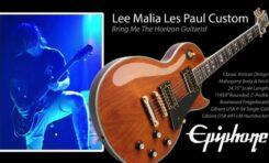 Epiphone Lee Malia Les Paul Custom
