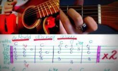 Jak zagrać kolędy na gitarze?