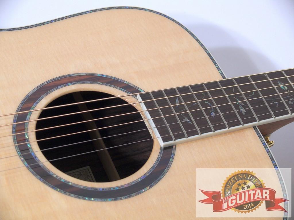Cort Earth 1200 – testy gitary akustycznej