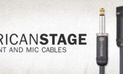 Nowe kable D'Addario w serii American Stage