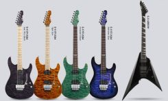Nowe modele ESP E-II na rok 2015