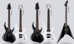 ESP LTD w oryginalnych kształtach FRX i Arrow
