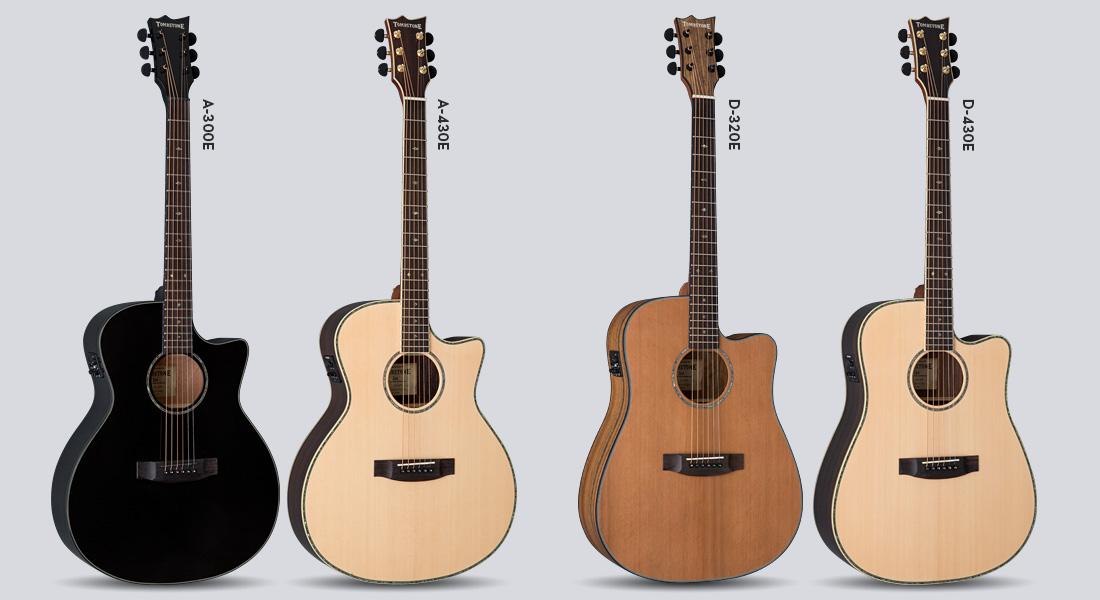 ESP Tombstone – nowe gitary elektroakustyczne