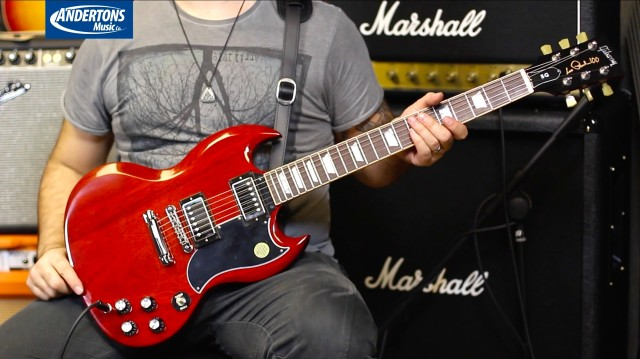Gibson 2015 SG Special vs. SG Standard