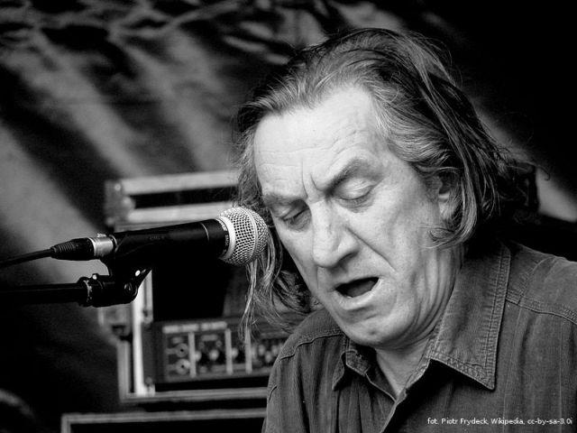 """Nie żyje bluesman Jan """"Kyks"""" Skrzek"""