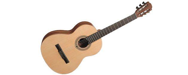 Nowe gitary klasyczne Lag z serii Occitania