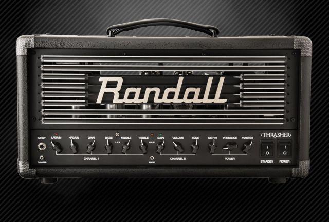 Randall Thrasher 50 Head