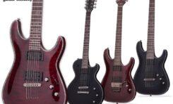 Schecter Hellraiser Passive - nowe gitary na NAMM 2015
