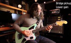 Seymour Duncan Quarter-Pound do gitar Jaguar