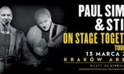 Paul Simon & Sting - On Stage Together odwołane