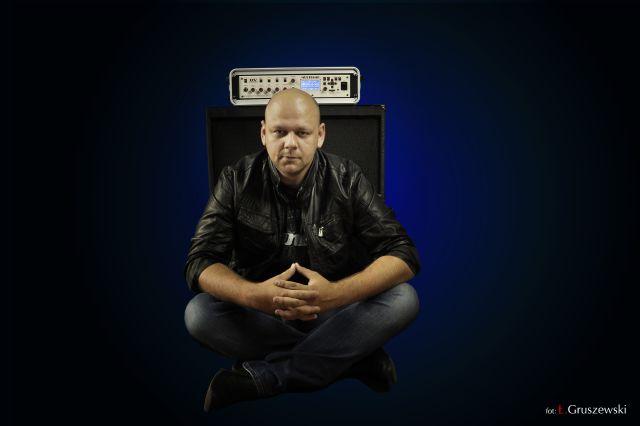 """Tomasz """"Mr. Guitarist"""" Andrzejewski w TopGuitar"""