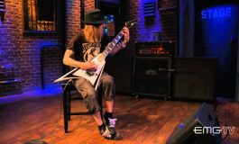 Alexi Laiho (Children of Bodom) w EMG TV