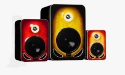 NAMM Show 2015: Gibson Les Paul Reference Monitors