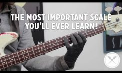 Scott Devine: lekcja skal basowych (gama C-dur)