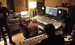 Kazik Staszewski z Kwartetem ProForma w studiu