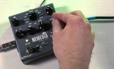 Source Audio Nemesis Delay na NAMM Show 2015