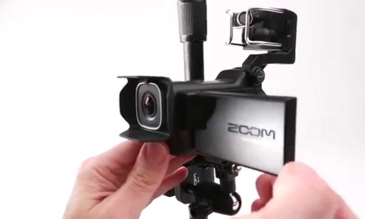 Zoom Q8 Handy Video Camera