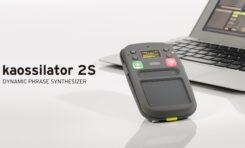 Kieszonkowy Korg Kaossilator 2S