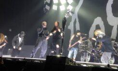 """Korn i Slipknot zagrali """"Sabotage"""" Beastie Boys"""