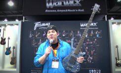 Stoisko Warwick i Framus na NAMM Show 2015
