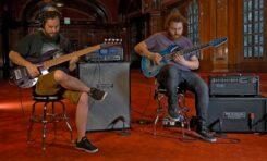 Muzycy Monuments prezentują Mesa Boogie Mark V i Strategy 8:88