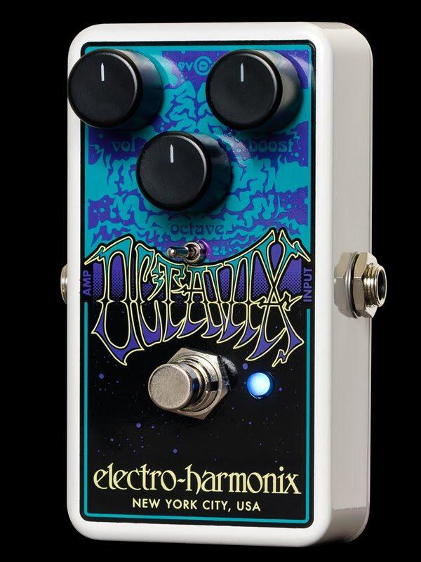 Nowy efekt Electro-Harmonix Octavix
