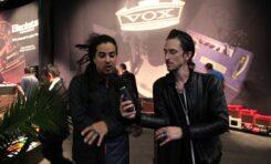 Muzycy o sprzęcie Vox na NAMM Show 2015