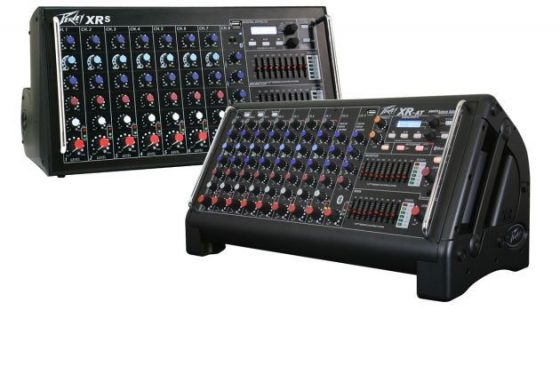 Nowe miksery Peavey XR-S, XR-AT, PV-AT i PV