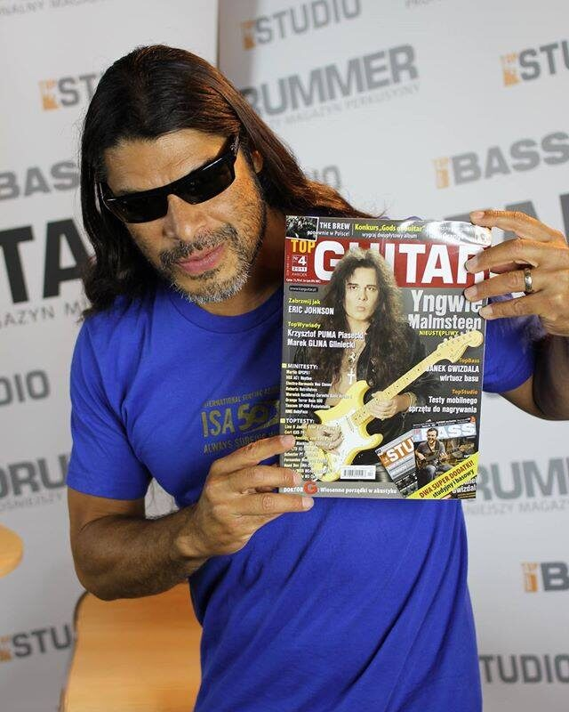 Rob Trujillo: Metallica pracuje nad nowym materiałem