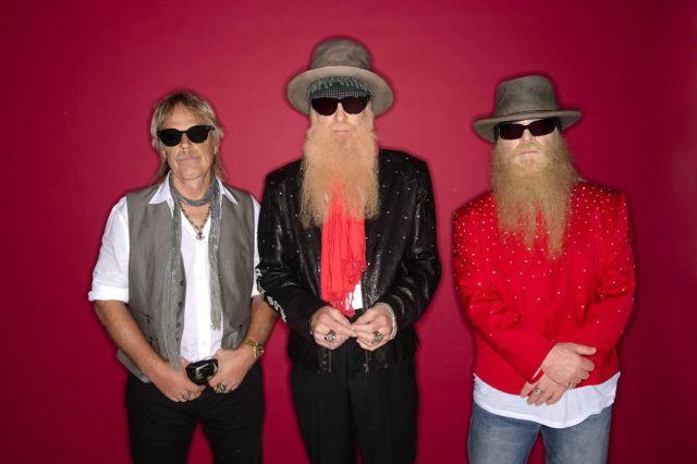 ZZ Top na 9. Festiwalu Legend Rocka