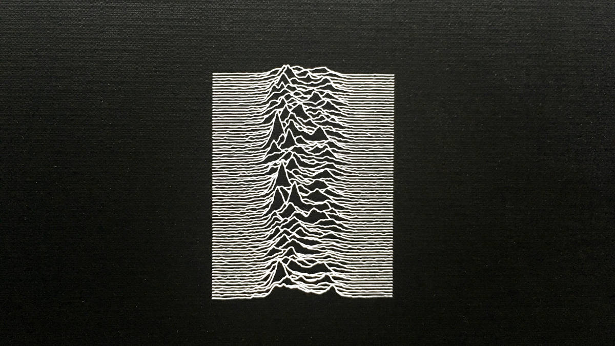 "Joy Division – ""Unknown Pleasures"" (1979)"
