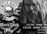 Black Tusk i Crobot zagrają z Black Label Society