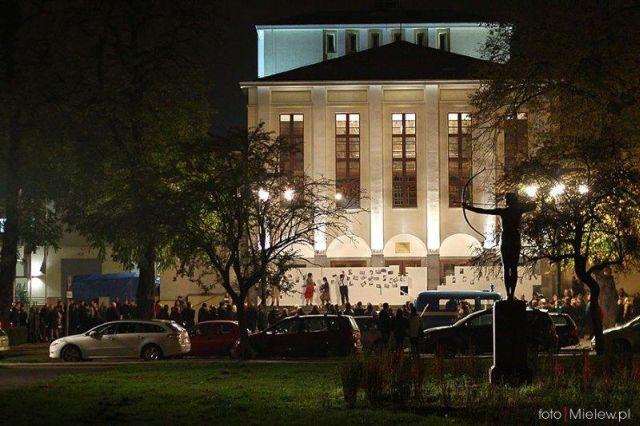Bydgoszcz The Wall Show. Polska droga do wolności – relacja