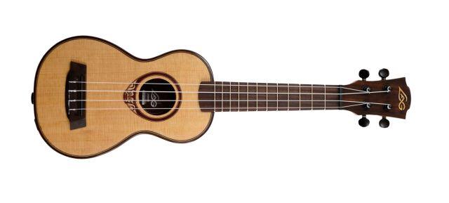 Lag U500SE – mini-test ukulele