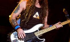 Steve Harris z Iron Maiden najlepszym basistą na świecie