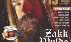 Zakk Wylde - wywiad z gitarzystą BLS