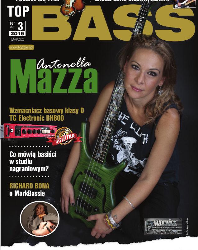 Antonella Mazza – wywiad