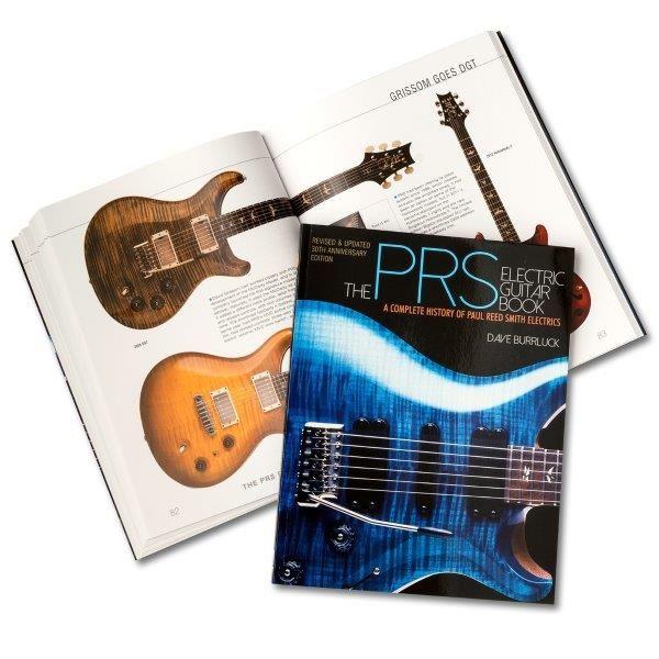 "Dave Burrluck ""The PRS Electric Guitar Book"""
