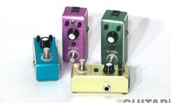 U-One U1-CHR, U1-FZ, U1-RVB, U1-ODR2 – test efektów gitarowych