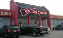 Czy to koniec amerykańskiego Guitar Center?