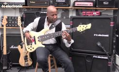 Nathan East prezentuje TC Electronic BH800 K-Cabs
