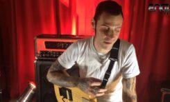 Christian Martucci (Stone Sour) i Engl Retro Tube 50