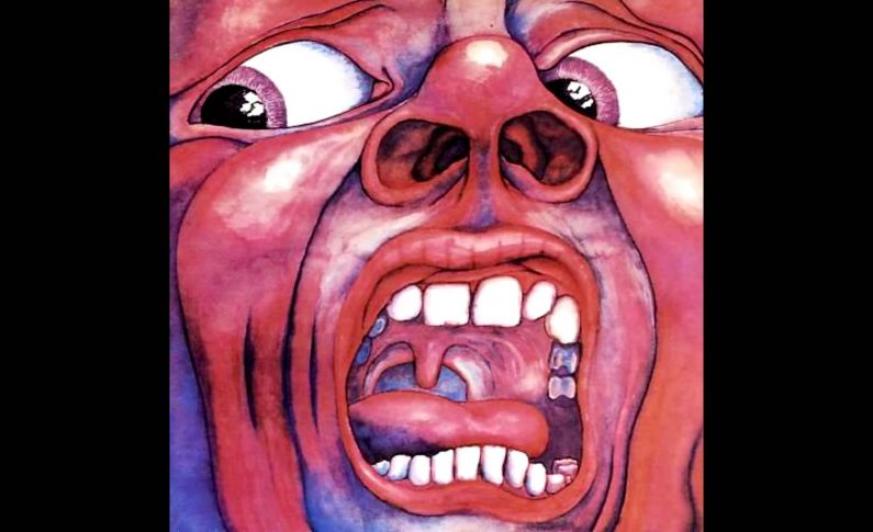 """King Crimson – """"In The Court Of The Crimson King"""" (1969)"""