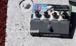 Eden CaliforniWAH Bass Filter Pedal