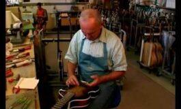 Jak powstaje Hofner Violin Bass?