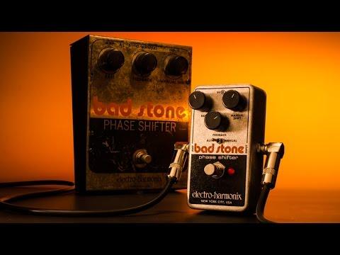Reedycja EHX Bad Stone Phase Shifter